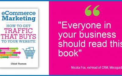 eCommerce Marketing – by Chloe Thomas